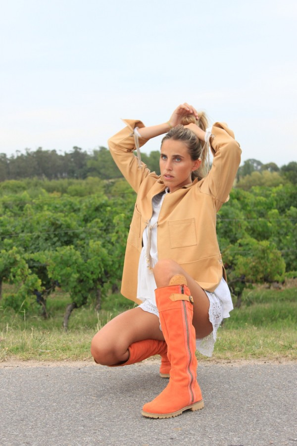 Gypsy jacket Beige